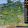 地圖with鐵路