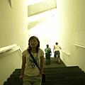 博物館的走道