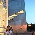 博物館外面