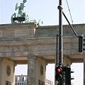 柏林可愛的紅燈
