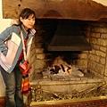 暖爐  是真的碳在烤ㄟ