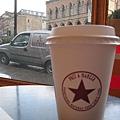 20070208 喝PRET免費咖啡