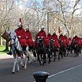20070302 London 這也很誇張  一天遇到兩次這種場面