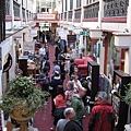 20070303 Bristol 喜歡這個商店街  很有趣