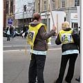 20070322 Bristol Protest 這張超有氣勢的