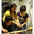 20070616慶端午 粽子tutor在教學