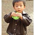 20070616慶端午 台灣同學會吉祥物  黃大榮