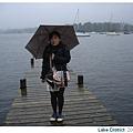 20070705 心酸版Windermere Lake (表情還蠻討厭的 XDD)