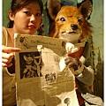 20070706 彼得兔報紙耶