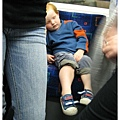 20070720-22London 沒有眉毛的小孩