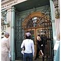 20070720-22London Fortnum & Mason 大家都迫不及待要進去了