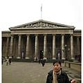 大英博物館外觀