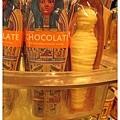 很幽默的木乃伊巧克力