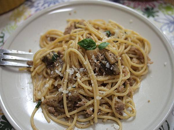 Easy Pasta茄丁牛肉末義大利麵