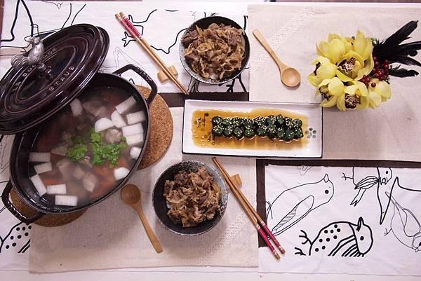 2012/12/8晚餐