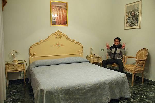 威尼斯的旅館