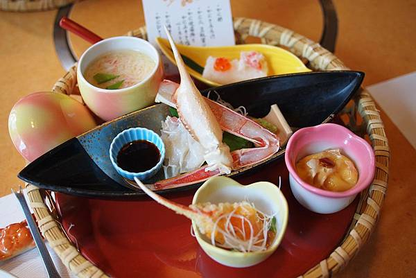 螃蟹道樂午餐
