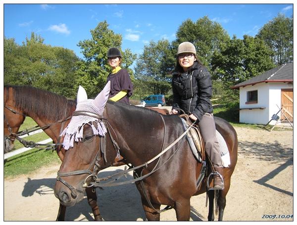 騎馬摟!!!