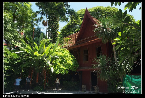 002_Jim Thompson's House