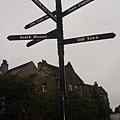 街上的路標