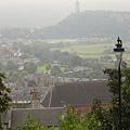 史德林城堡遠眺市區