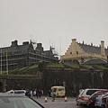 裝修中的史德倫城堡