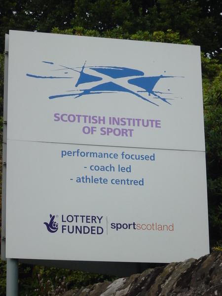 蘇格蘭體育學院