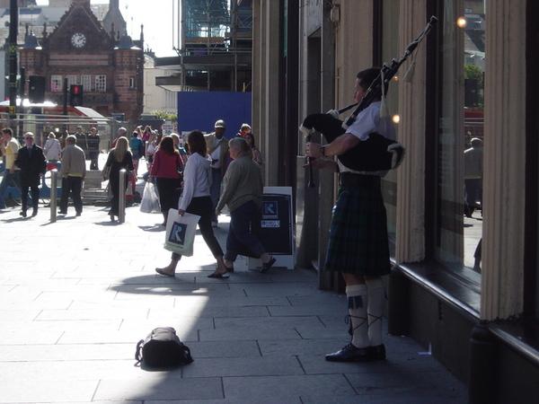 最具有蘇格蘭特色的藝人