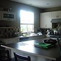 寬敞的廚房
