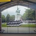 只開放紀念館的西點軍校