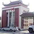 中國城內到處古色古香