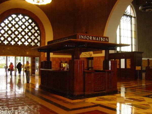 LA火車站