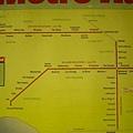 LA地鐵圖