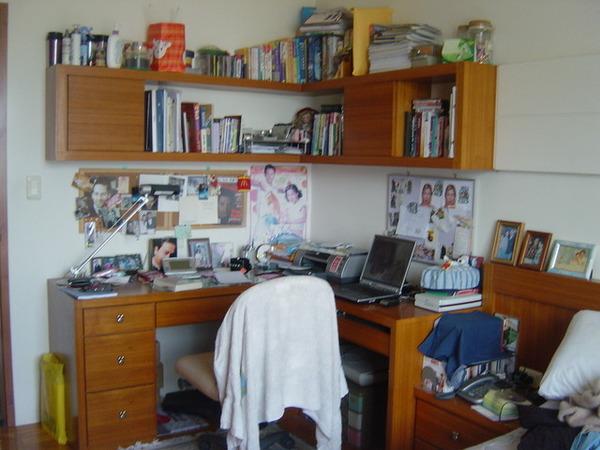 姐姐的書桌