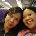 火車搞笑二人組