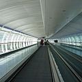 機場的通道
