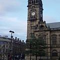 市中心的大教堂