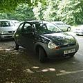 英國的小車超多