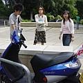 很台灣的摩托車
