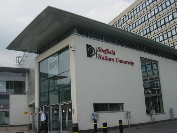 Sheffield Hallam U. 的城市校區