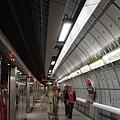 非常未來的西敏寺站