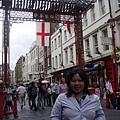 倫敦中國城