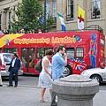 每個城市都少不了的觀光巴士