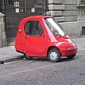 一台更怪的小車