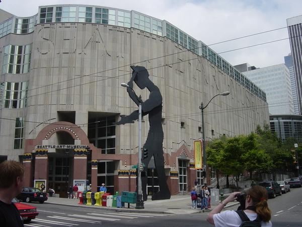西雅圖美術館