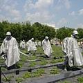 韓戰紀念雕像