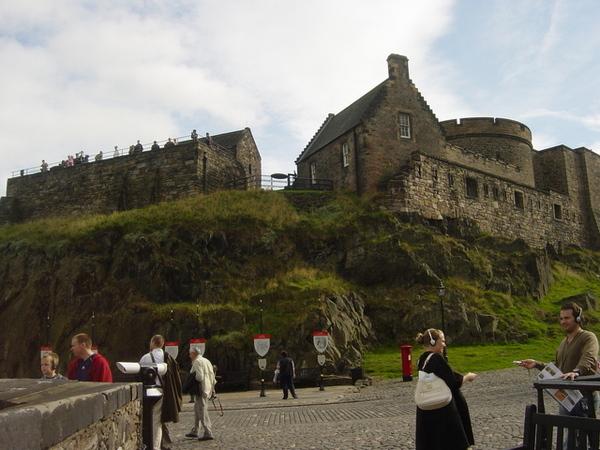 城堡的真面目