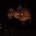 夜晚的愛丁堡