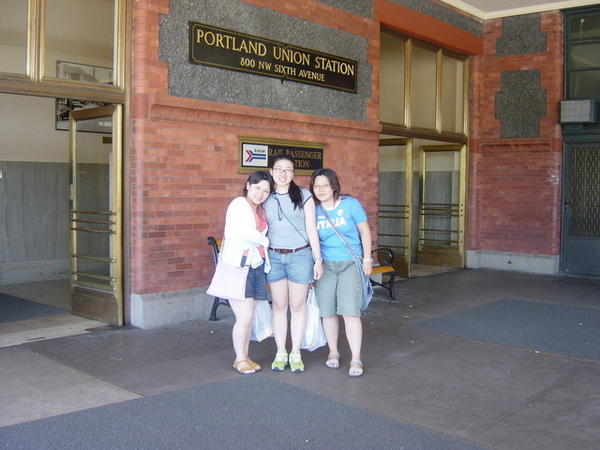 Portland火車站