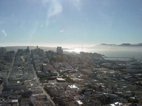 從科伊塔上看舊金山